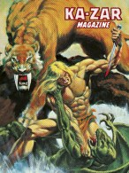 Marvel Limited Edition. Ka-Zar Magazine (Panini)