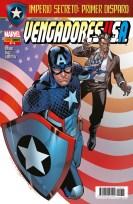Vengadores USA 5 (Panini)
