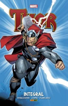 Marvel Integral. Thor de Joe M. Straczynski (Panini)