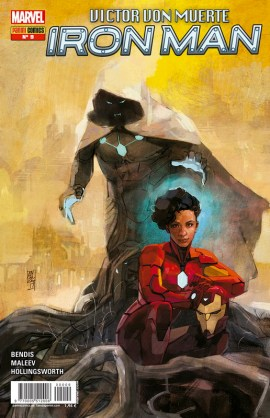 Victor Von Muerte: Iron Man 9 (Panini)