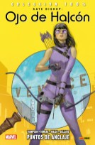 100% Marvel. Kate Bishop: Ojo de Halcón 1. Puntos de anclaje