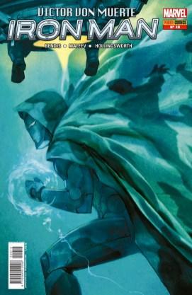 Victor Von Muerte: Iron Man 10