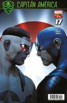 Capitán América v8 17 (Panini)
