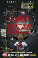 100% Marvel HC. Moon Girl y Dinosaurio Diabólico 3 (Panini)