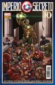 Imperio Secreto 10 (Panini)