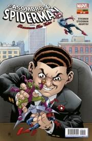 El Asombroso Spiderman: Renueva Tus Votos 10 (Panini)