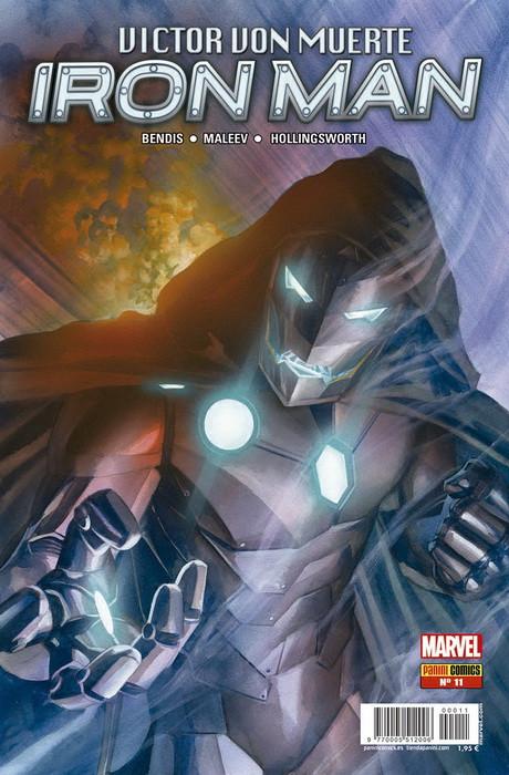 Victor Von Muerte: Iron Man 11 (Panini)