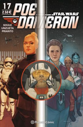 Star Wars Poe Dameron 17 (Planeta)