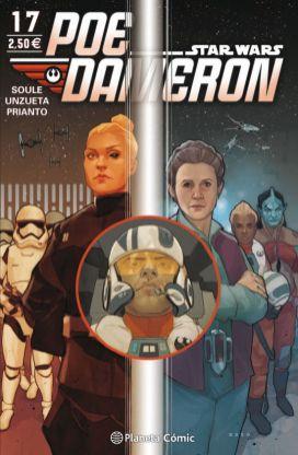 Star Wars Poe Dameron 17 (Planeta)