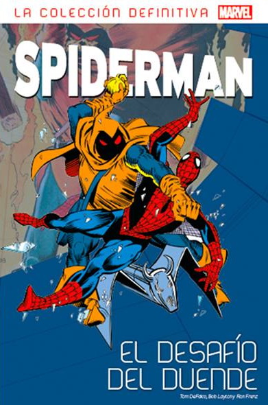 Spiderman: La colección definitiva (entrega 13) (Salvat/Panini)