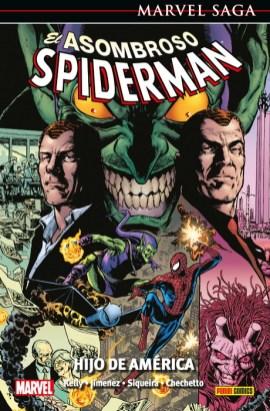 Marvel Saga. El Asombroso Spiderman 22 (Panini)