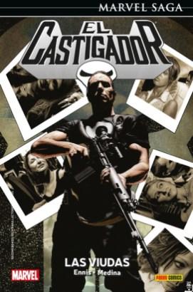 Marvel Saga. El Castigador 10 (Panini)