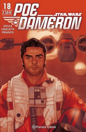 Star Wars Poe Dameron 18 (Planeta)