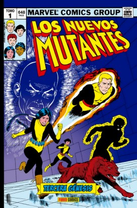 Marvel Gold. Los Nuevos Mutantes 1 (Panini)
