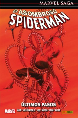 Marvel Saga. El Asombroso Spiderman 23 (Panini)