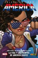 100% Marvel HC. América 1 (Panini)