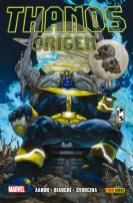 100% Marvel HC. Thanos: Origen (Panini)