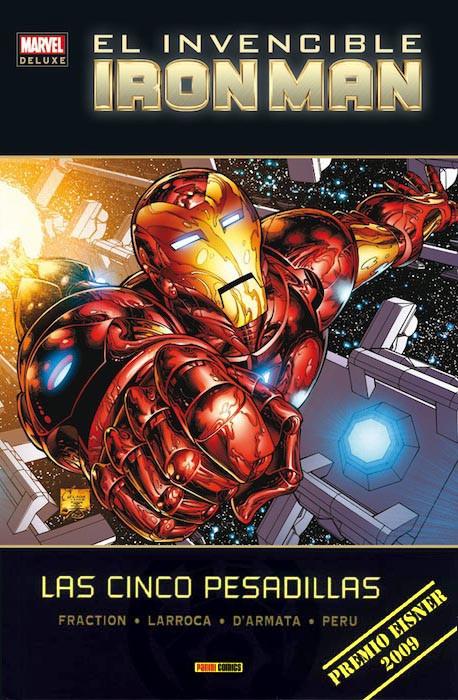 Marvel Deluxe. El Invencible Iron Man (2ª Edición) 1 (Panini)