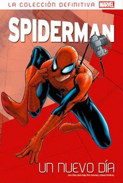 Spiderman: La colección definitiva (entrega 14) (Salvat/Panini)