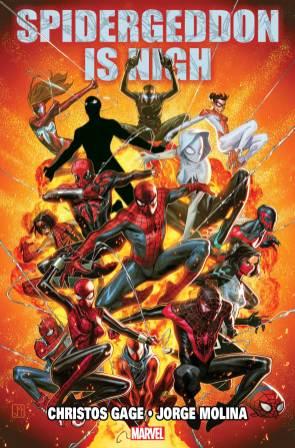 Spidergeddon, teaser