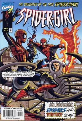 spidergirl 11
