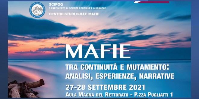 """Convegno """"Mafie tra continuità e mutamento: analisi, esperienze, narrative"""": intervista alla dott.ssa Rossella Merlino"""
