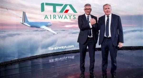 È nata ITA Airways: la nuova compagnia di bandiera italiana