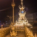 Clock Tower - Chiang Rai - Tailandia