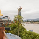The golden triangle of Thailand