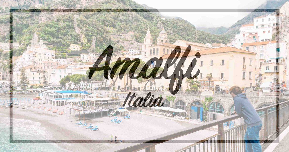 guide to travel to amalfi