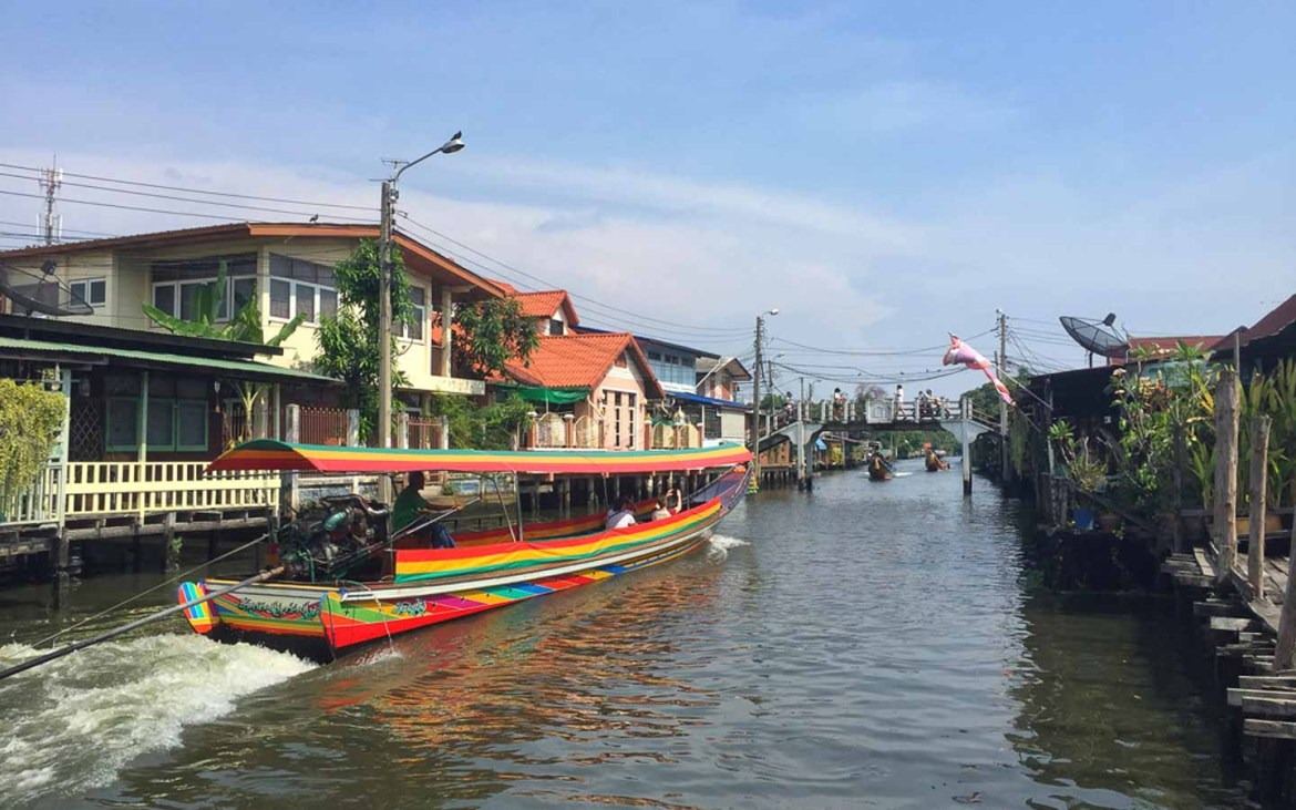 Bangkok Canals / Awesome things to do in Thailand
