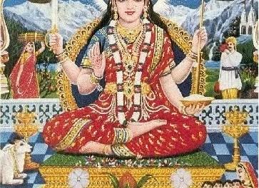 Mitologia Indiana – Parvati