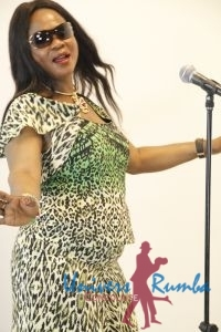 Flaïsha Mani - Chanteuse, danseuse congolaise