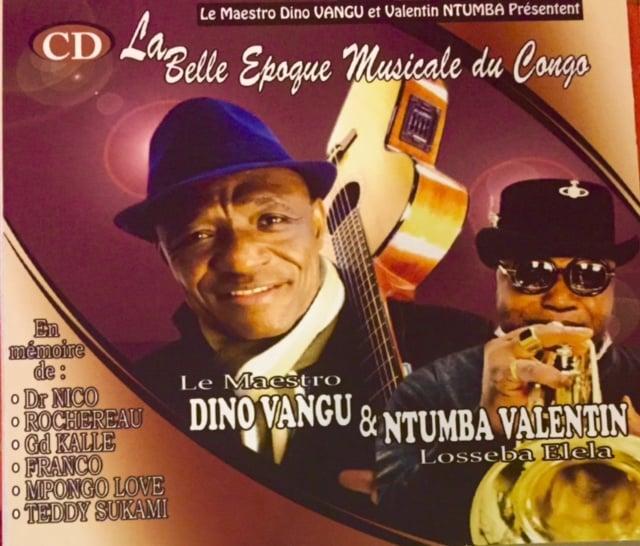 Nouvel album : La belle époque musicale du Congo