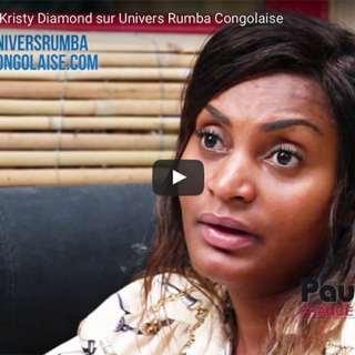 Interview de Kristy Diamond dans l'émission « Dis-nous tout… »