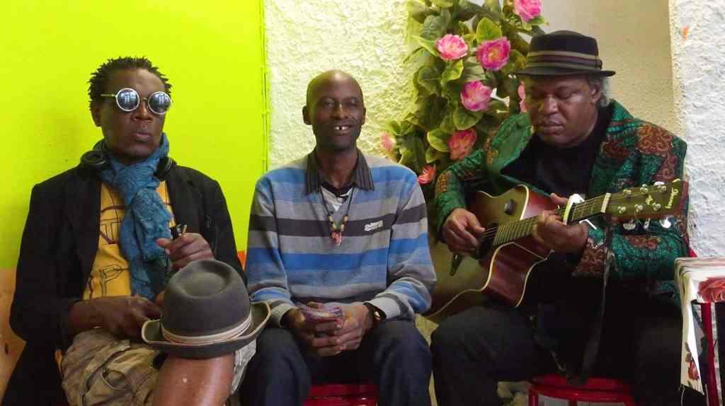 Émission «Dis nous tout » : L'«Esprit Wendo» avec Petit Wendo, Barly Baruti et Lomani Mondonga