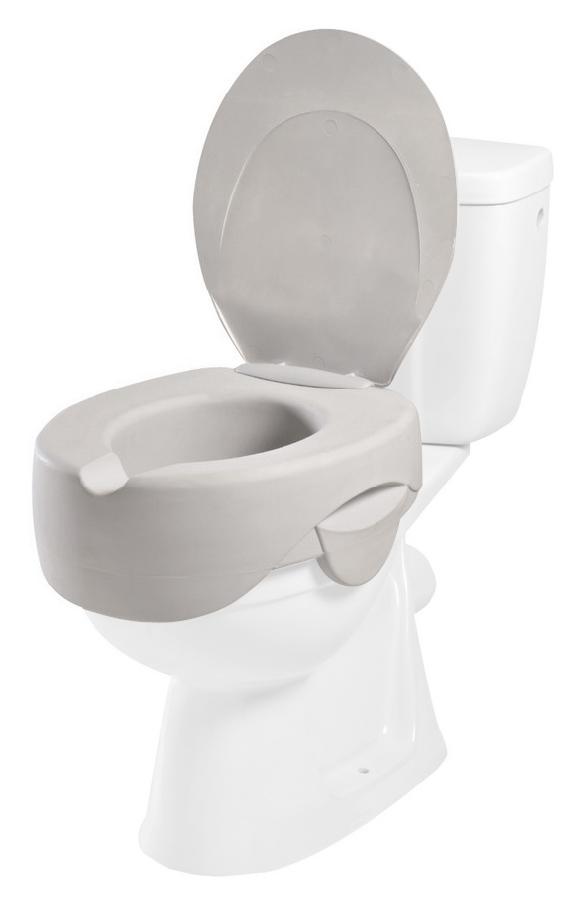 rehausse wc souple avec abattant