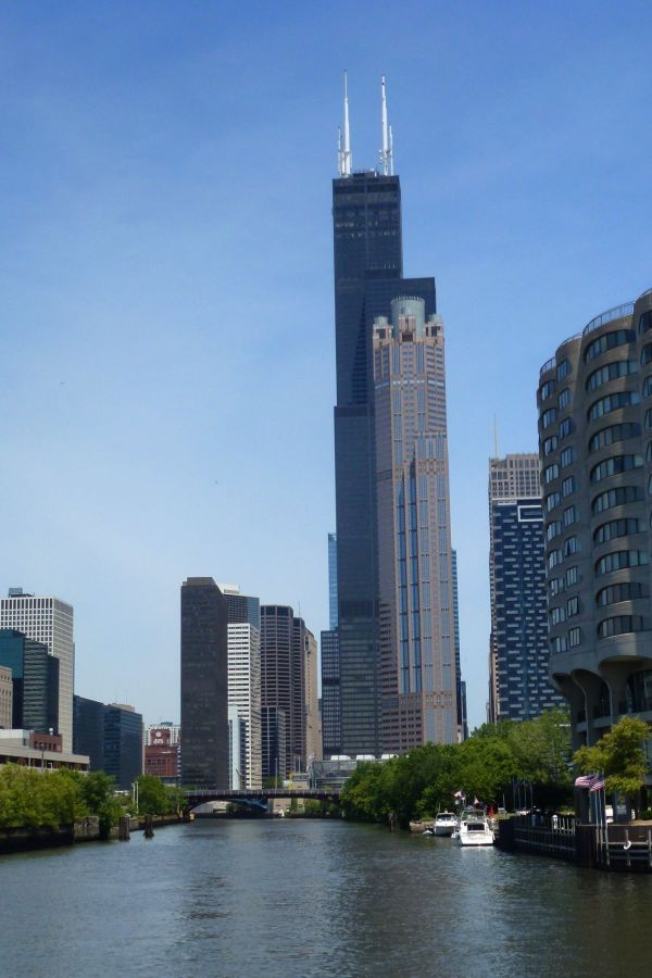 Tallest Building Sears Tower Chicago