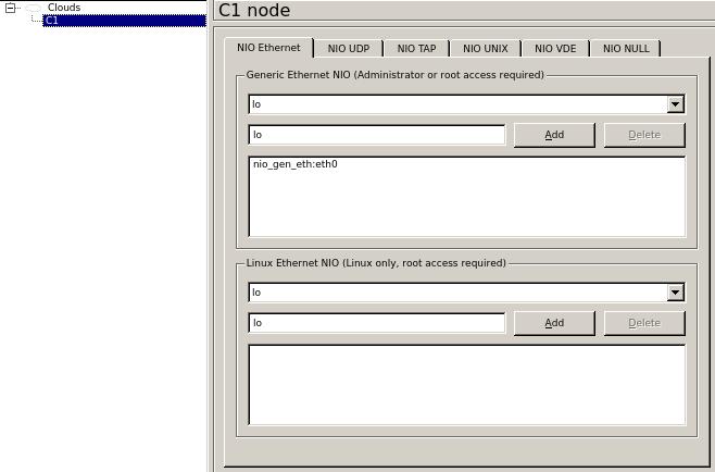 Cloud-Configuration