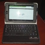 Add a Keyboard to Google Nexus 7 Android Tablet