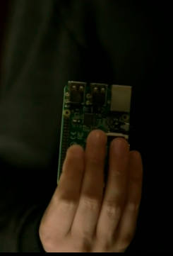 mr robot raspberry pi