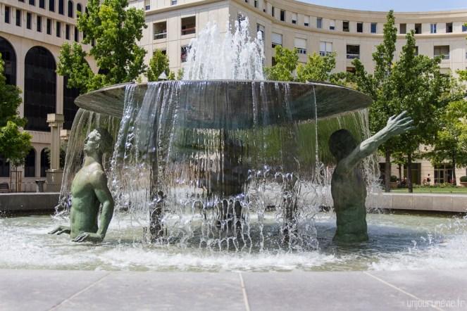 Antigone - Montpellier