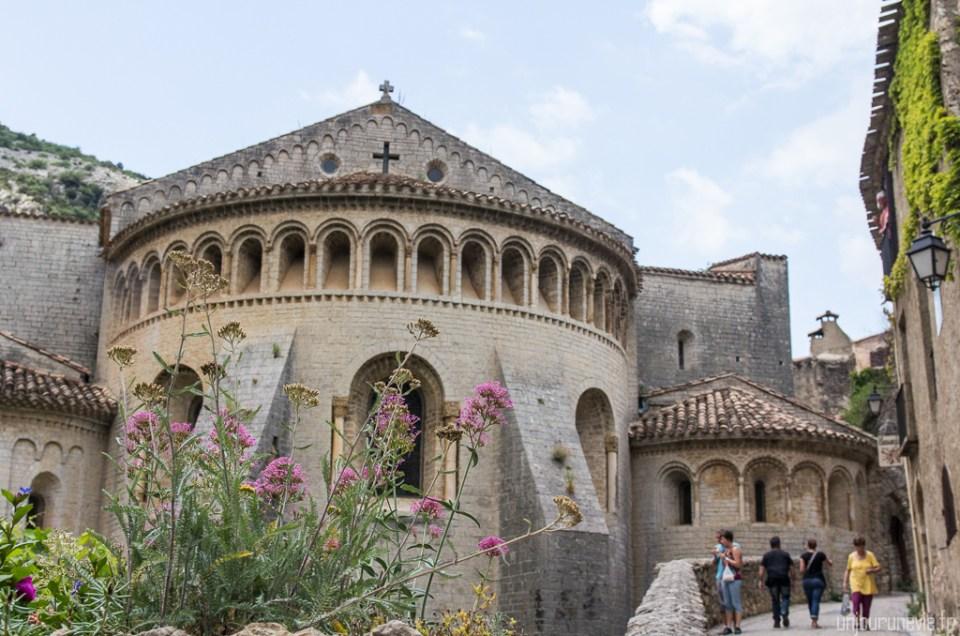 Balade à Saint Guilhem-le-Désert, plus beaux villages de France