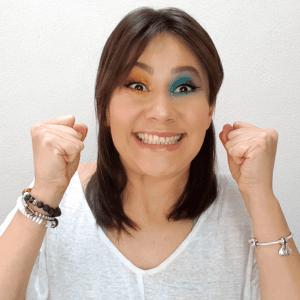 Emoción por maquillaje