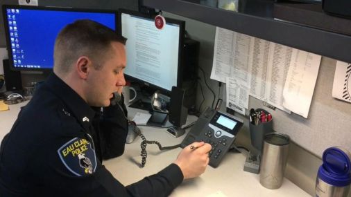 police against spam calls