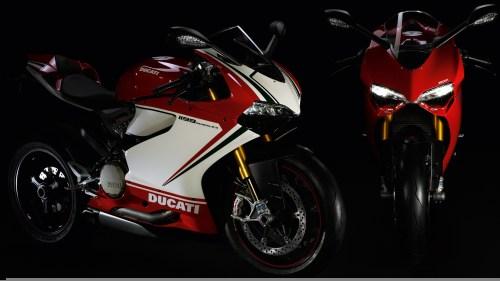 """Die """"1199 Panigale"""" wird bei der Sachsenkrad zu sehen sein. Foto: Ducati"""