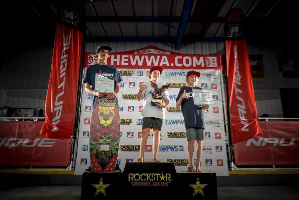 Wakepark Nationla Podium