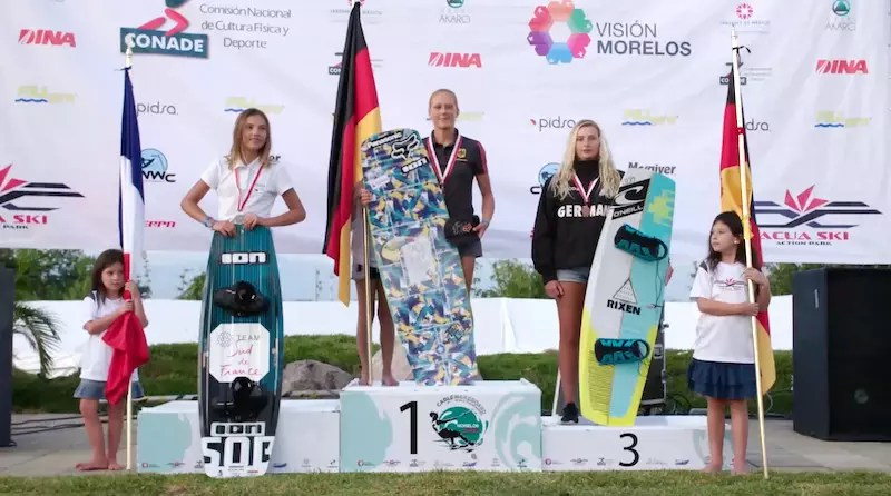icable wakeboard world Open Women