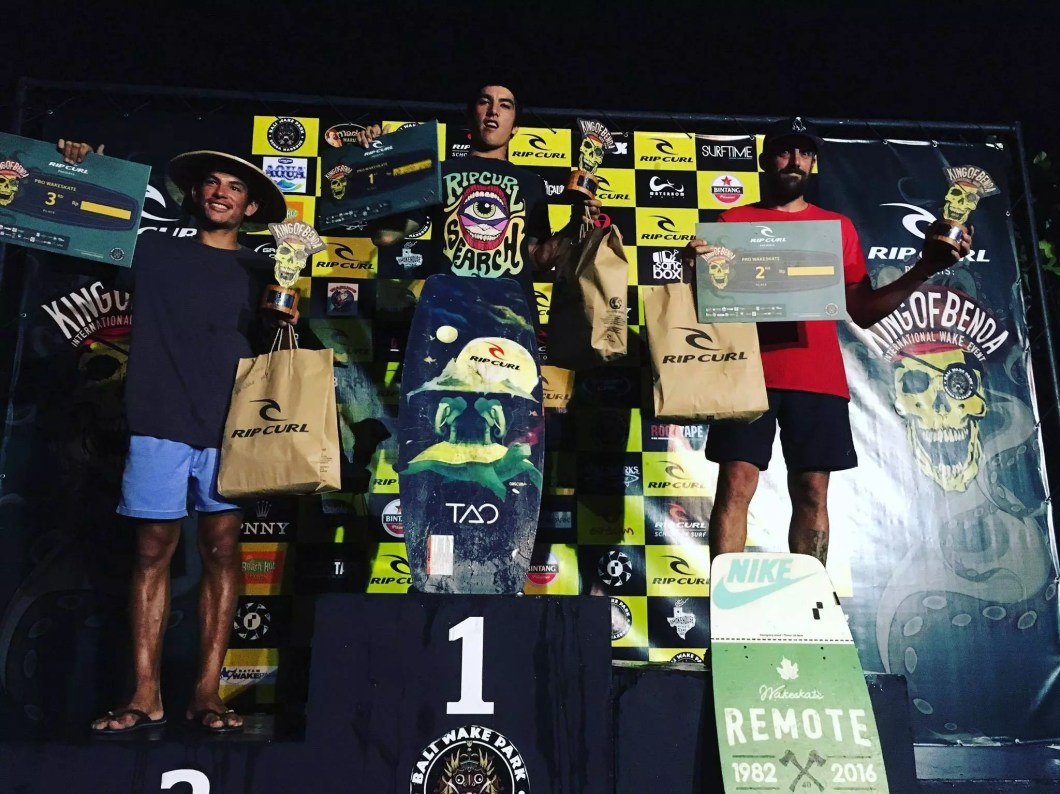 king of benoa podium 1