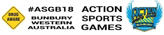 Action Sports Games 2018 in Bunbury banière